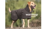 DRYUP Hundemantel Warmup-Cape CLASSIC, brown