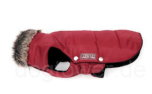 Hundemantel Wolters Parka, rot
