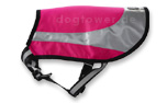 Hurtta Lifeguard Twilight Hundeweste, neonpink