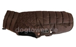 Wolters Thermostepp Hundejacke Boston, braun